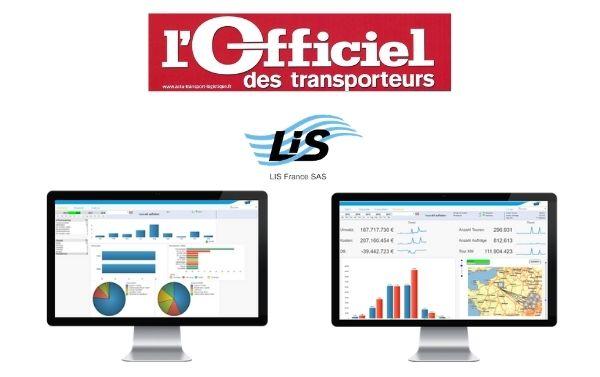 Officiel des Déploiement de LIS France dans le Groupe GUYAMIER transport stockage logistique