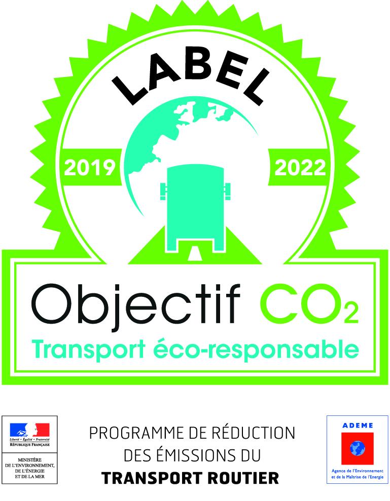 Le groupe Guyamier a obtenu le label Objectif CO2 de l'Ademe