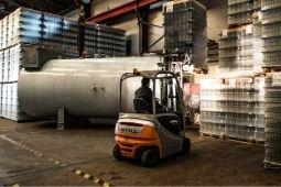 Guyamier Stockage de marchandises supply chain logistique
