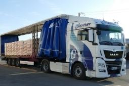 Groupe Guyamier transport de marchandises stockage logistique affretement