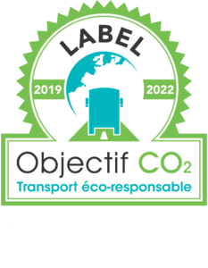 Label Objectif CO2 transport éco responsable