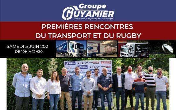 Event Groupe Guyamier rencontres du rugby du transport et de la logistique cestas